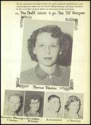 Page 7, 1955 Edition, Borger High School - Borgan Yearbook (Borger, TX) online yearbook collection
