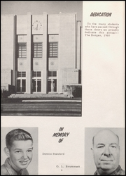 Page 10, 1960 Edition, Borger High School - Borgan Yearbook (Borger, TX) online yearbook collection
