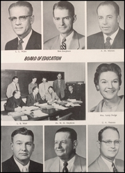 Page 11, 1960 Edition, Borger High School - Borgan Yearbook (Borger, TX) online yearbook collection