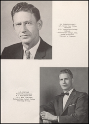 Page 15, 1960 Edition, Borger High School - Borgan Yearbook (Borger, TX) online yearbook collection