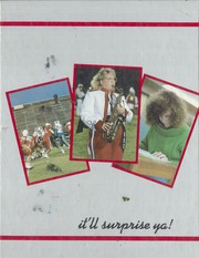 Page 1, 1988 Edition, Borger High School - Borgan Yearbook (Borger, TX) online yearbook collection