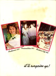 Page 3, 1988 Edition, Borger High School - Borgan Yearbook (Borger, TX) online yearbook collection