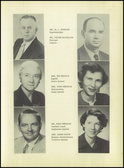 Page 13, 1953 Edition, Royse City High School - Bulldog Yearbook (Royse City, TX) online yearbook collection