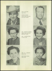 Page 14, 1953 Edition, Royse City High School - Bulldog Yearbook (Royse City, TX) online yearbook collection