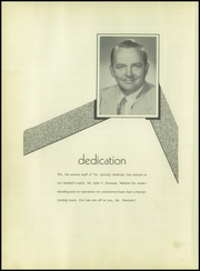 Page 8, 1953 Edition, Royse City High School - Bulldog Yearbook (Royse City, TX) online yearbook collection