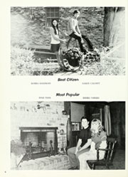Page 12, 1973 Edition, Royse City High School - Bulldog Yearbook (Royse City, TX) online yearbook collection