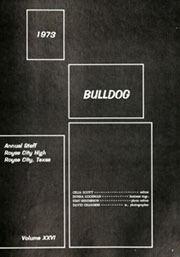 Page 5, 1973 Edition, Royse City High School - Bulldog Yearbook (Royse City, TX) online yearbook collection