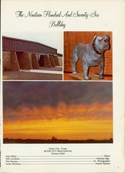 Page 5, 1976 Edition, Royse City High School - Bulldog Yearbook (Royse City, TX) online yearbook collection