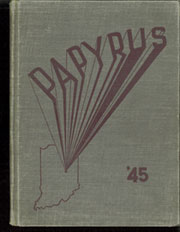1945 Edition, Pendleton Heights High School - Papyrus Yearbook (Pendleton, IN)