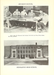 Page 11, 1945 Edition, Pendleton Heights High School - Papyrus Yearbook (Pendleton, IN) online yearbook collection