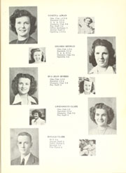 Page 15, 1945 Edition, Pendleton Heights High School - Papyrus Yearbook (Pendleton, IN) online yearbook collection