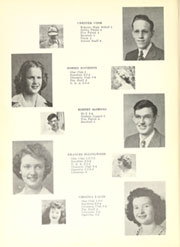 Page 16, 1945 Edition, Pendleton Heights High School - Papyrus Yearbook (Pendleton, IN) online yearbook collection