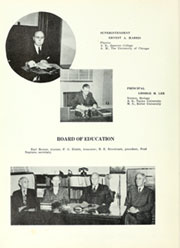 Page 12, 1948 Edition, Pendleton Heights High School - Papyrus Yearbook (Pendleton, IN) online yearbook collection