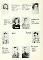 Page 16, 1948 Edition, Pendleton Heights High School - Papyrus Yearbook (Pendleton, IN) online yearbook collection