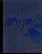 1949 Edition, Pendleton Heights High School - Papyrus Yearbook (Pendleton, IN)