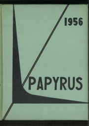 1956 Edition, Pendleton Heights High School - Papyrus Yearbook (Pendleton, IN)