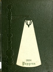 1964 Edition, Pendleton Heights High School - Papyrus Yearbook (Pendleton, IN)
