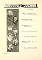 Page 16, 1920 Edition, Harding High School - Quiver Yearbook (Marion, OH) online yearbook collection