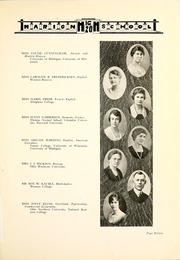 Page 17, 1920 Edition, Harding High School - Quiver Yearbook (Marion, OH) online yearbook collection
