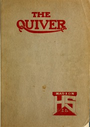 Page 5, 1920 Edition, Harding High School - Quiver Yearbook (Marion, OH) online yearbook collection