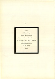 Page 10, 1924 Edition, Harding High School - Quiver Yearbook (Marion, OH) online yearbook collection
