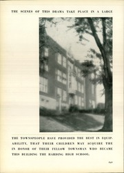 Page 12, 1932 Edition, Harding High School - Quiver Yearbook (Marion, OH) online yearbook collection