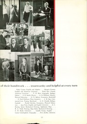 Page 17, 1934 Edition, Harding High School - Quiver Yearbook (Marion, OH) online yearbook collection