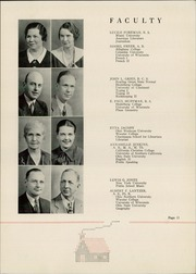 Page 15, 1936 Edition, Harding High School - Quiver Yearbook (Marion, OH) online yearbook collection