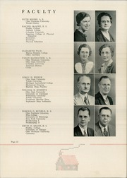 Page 16, 1936 Edition, Harding High School - Quiver Yearbook (Marion, OH) online yearbook collection