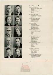 Page 17, 1936 Edition, Harding High School - Quiver Yearbook (Marion, OH) online yearbook collection