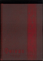 1938 Edition, Harding High School - Quiver Yearbook (Marion, OH)