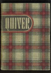 1940 Edition, Harding High School - Quiver Yearbook (Marion, OH)
