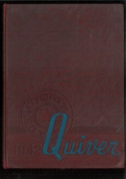1942 Edition, Harding High School - Quiver Yearbook (Marion, OH)