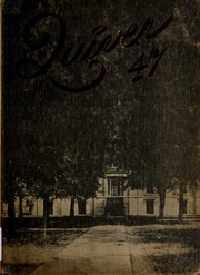 Page 1, 1947 Edition, Harding High School - Quiver Yearbook (Marion, OH) online yearbook collection