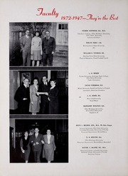 Page 16, 1947 Edition, Harding High School - Quiver Yearbook (Marion, OH) online yearbook collection