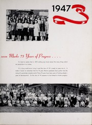Page 9, 1947 Edition, Harding High School - Quiver Yearbook (Marion, OH) online yearbook collection