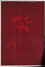 1952 Edition, Harding High School - Quiver Yearbook (Marion, OH)