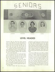 Page 12, 1956 Edition, Harding High School - Quiver Yearbook (Marion, OH) online yearbook collection