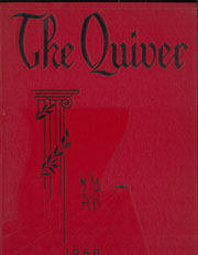 1958 Edition, Harding High School - Quiver Yearbook (Marion, OH)