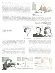 Page 13, 1958 Edition, Harding High School - Quiver Yearbook (Marion, OH) online yearbook collection
