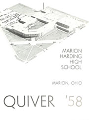 Page 5, 1958 Edition, Harding High School - Quiver Yearbook (Marion, OH) online yearbook collection