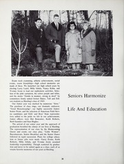 Page 42, 1965 Edition, Harding High School - Quiver Yearbook (Marion, OH) online yearbook collection