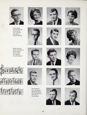 Page 46, 1965 Edition, Harding High School - Quiver Yearbook (Marion, OH) online yearbook collection
