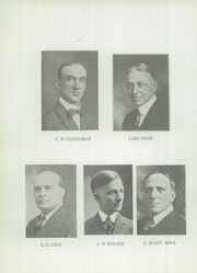 Page 8, 1919 Edition, Wauseon High School - Chief Yearbook (Wauseon, OH) online yearbook collection