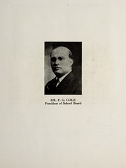Page 13, 1920 Edition, Wauseon High School - Chief Yearbook (Wauseon, OH) online yearbook collection