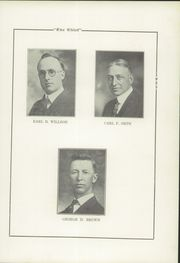 Page 13, 1923 Edition, Wauseon High School - Chief Yearbook (Wauseon, OH) online yearbook collection