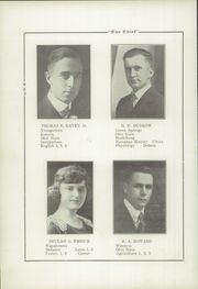 Page 16, 1923 Edition, Wauseon High School - Chief Yearbook (Wauseon, OH) online yearbook collection