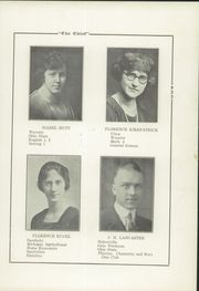 Page 17, 1923 Edition, Wauseon High School - Chief Yearbook (Wauseon, OH) online yearbook collection