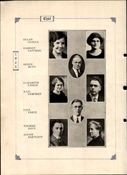 Page 10, 1925 Edition, Wauseon High School - Chief Yearbook (Wauseon, OH) online yearbook collection