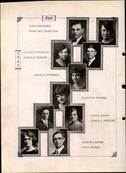 Page 16, 1925 Edition, Wauseon High School - Chief Yearbook (Wauseon, OH) online yearbook collection